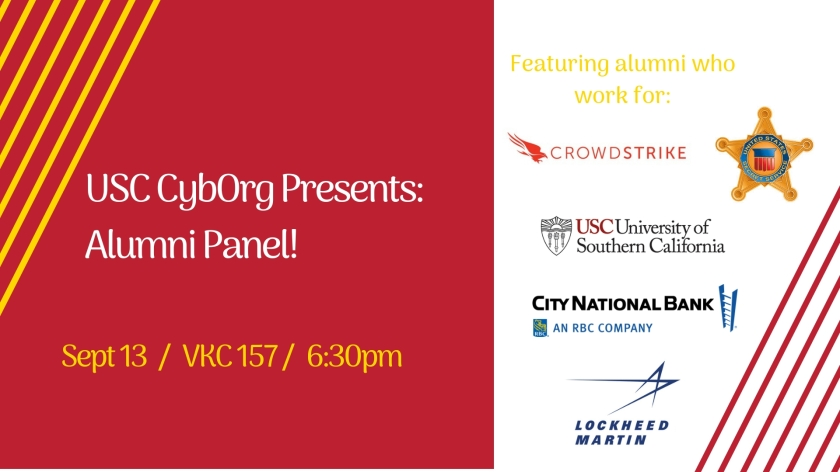 USC CybOrg Presents_ Alumni Panel (2)